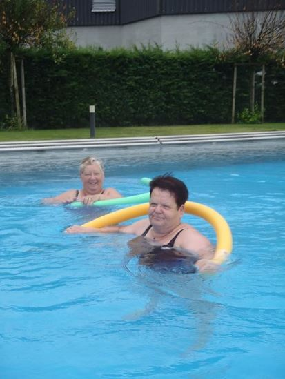 Bild von Warmwassergymnastik